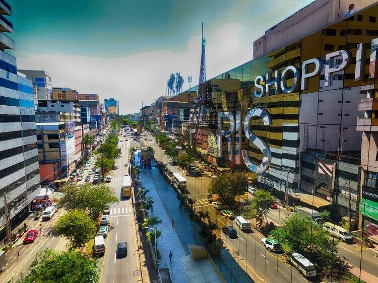 shopping china paraguai