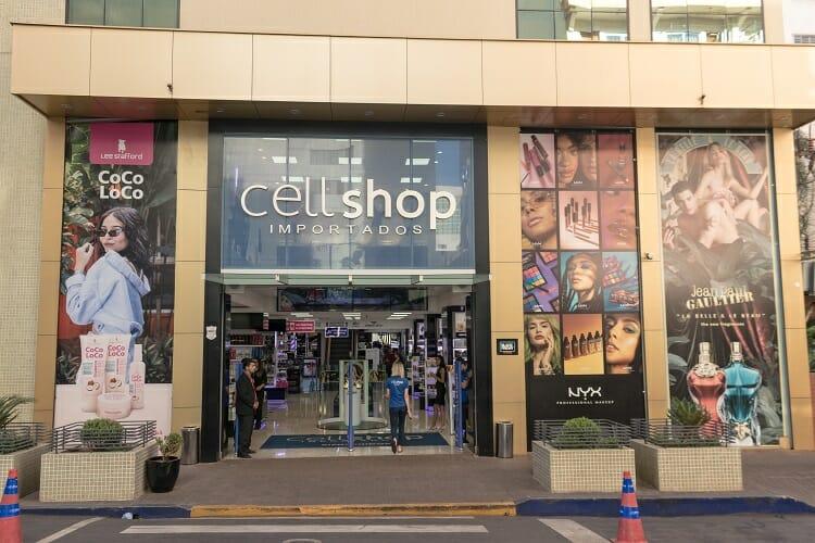 Cellshop Importados no Paraguai