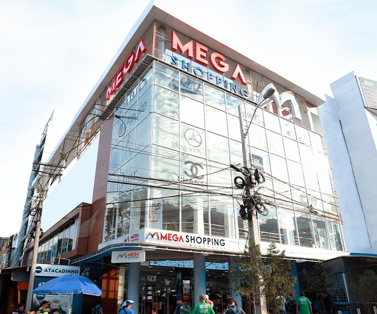 Shopping no Paraguai: Mega Shopping Importados no Paraguai