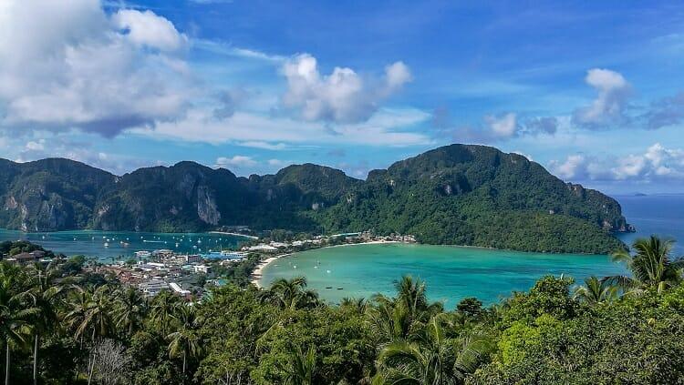 Ilhas Phi Phi | Lugares Lindos para Viajar no Brasil e no Mundo