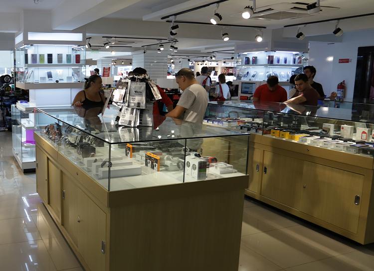 Mega Shopping Importados - Loja e compradores | Black Friday Paraguai