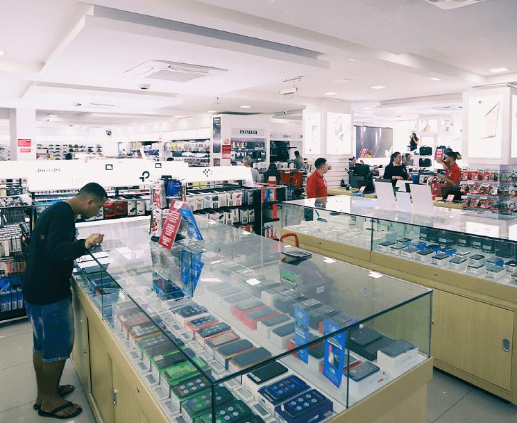 Mega Shopping Importados - Black Friday Paraguai
