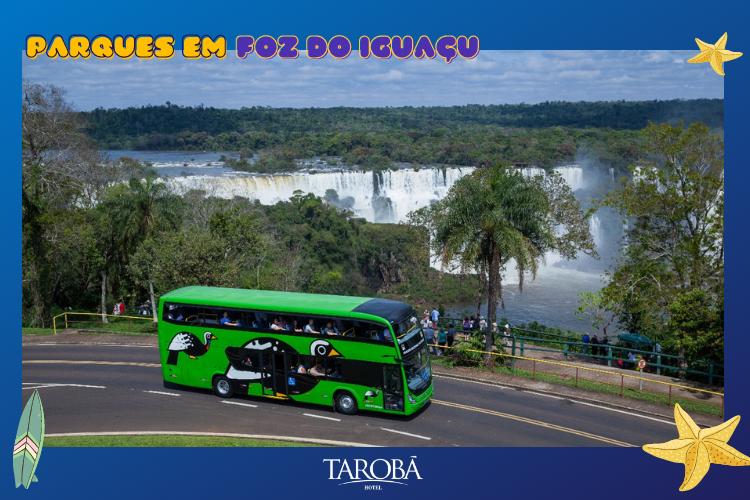 Parque Nacional do Iguaçu - Parques em Foz do Iguaçu