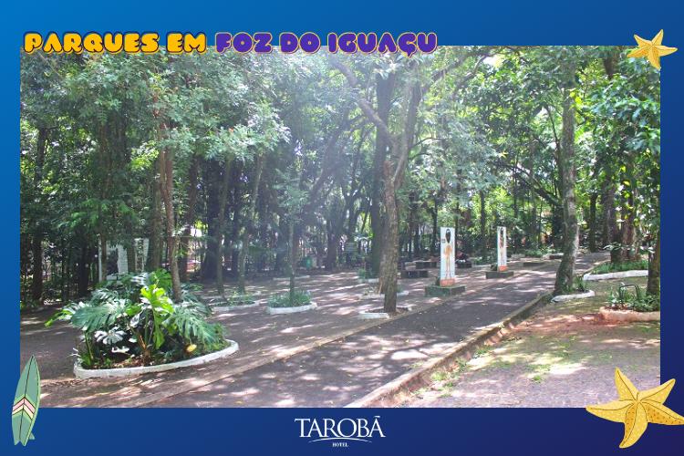 Zoológico Bosque o Guarani - Parques em Foz do Iguaçu