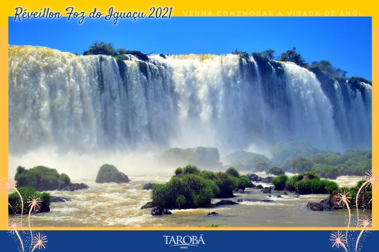 Cataratas do Iguaçu - Réveillon Foz do Iguaçu