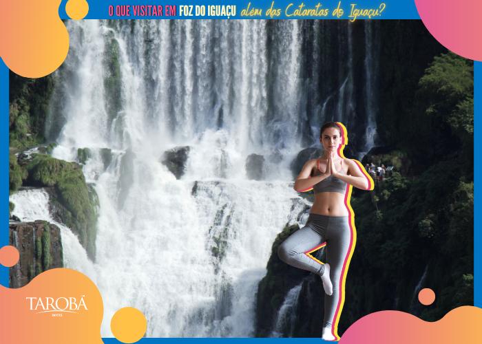 Yoga - Cataratas do Iguaçu  - o que fazer em Foz do Iguaçu