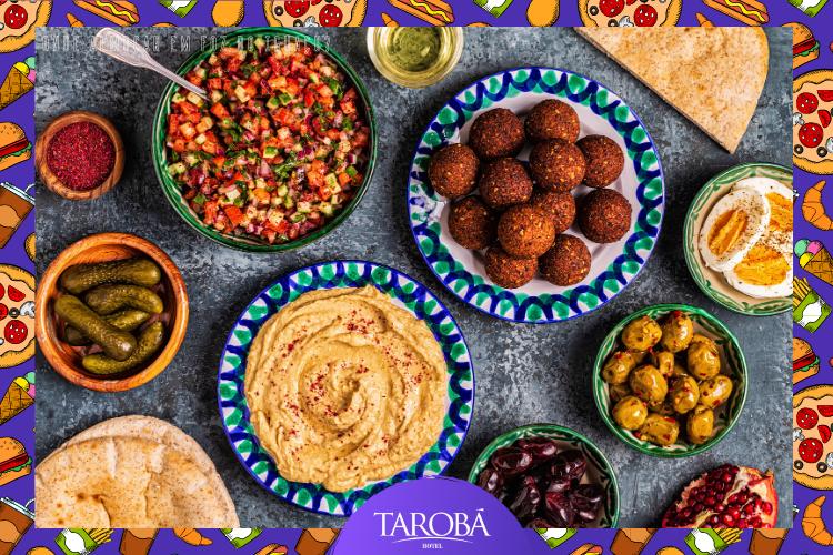 Comidas árabes   comidas de foz do iguaçu