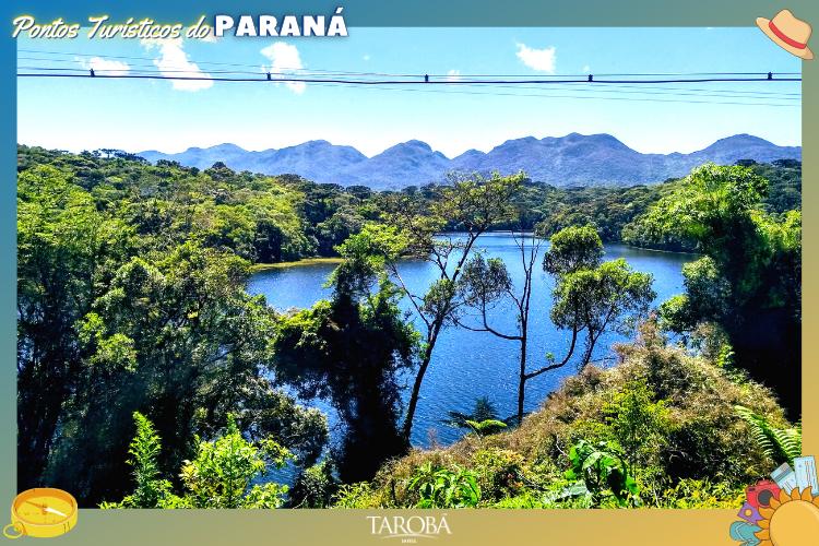 Pontos Turísticos do Paraná   Antonina paisagem