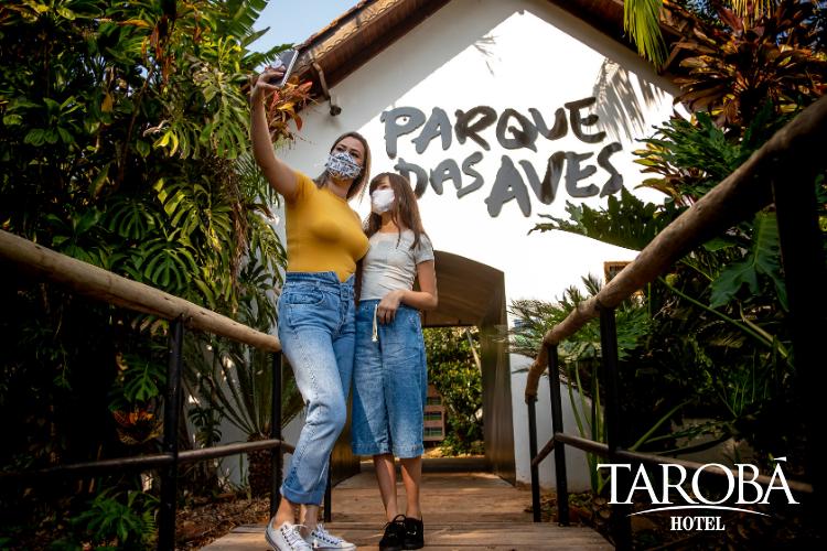 Parque das Aves. Parque das Aves em Foz do Iguaçu (Guia 2020)  Hotel Tarobá