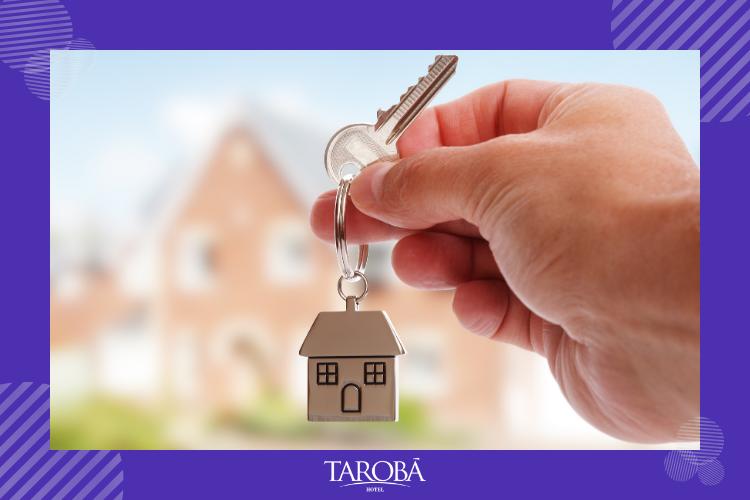 Chave/ Casa de aluguel   Tipos de hospedagem: você sabe qual é o melhor para você?