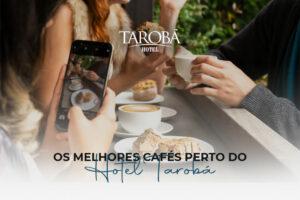Cafés em Foz do Iguaçu