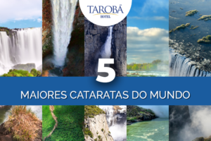 As maiores cataratas do mundo