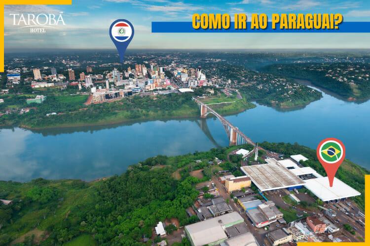 Divisa Paraguai e Brasil | Ponte da Amizade