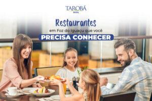 Restaurantes em Foz do Iguaçu