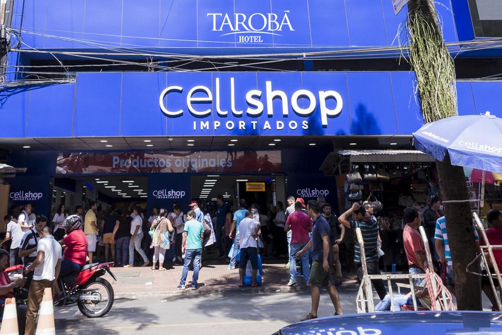 CellShop Ciudad del Leste