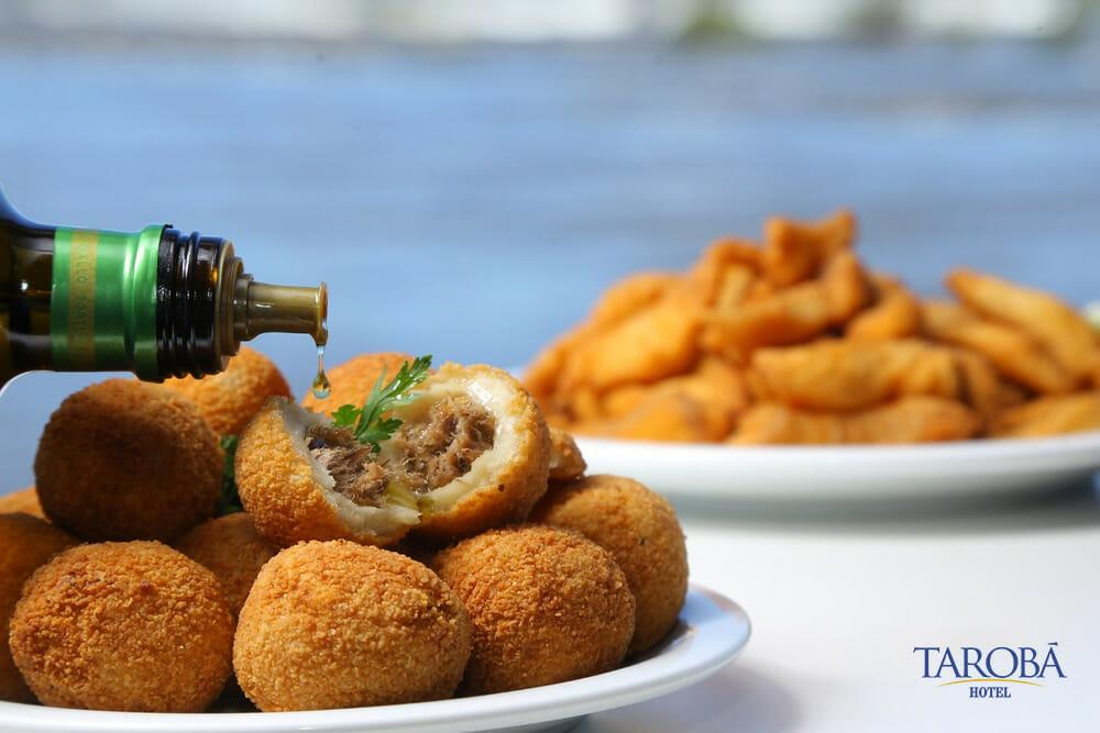 Porto Canoas, restaurante localizado dentro das Cataratas