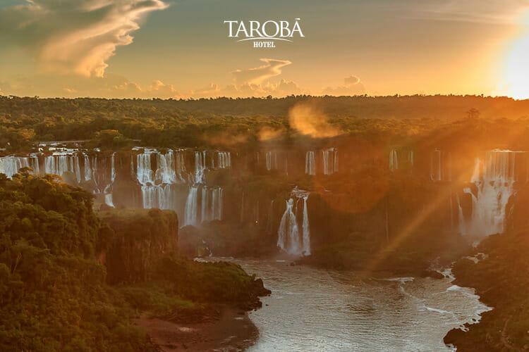 Cataratas do Iguaçu, parada importante em qualquer roteiro de viagem para Foz do Iguaçu